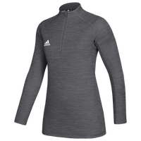 adidas Team Game Mode Performance 1/4 Zip - Women's - Grey