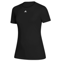 adidas Team Creator Short Sleeve T-Shirt - Women's - Black