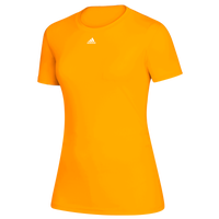 adidas Team Creator Short Sleeve T-Shirt - Women's - Gold