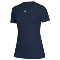 adidas Team Creator Short Sleeve T-Shirt - Women's - Navy