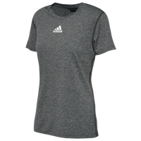 adidas Team Creator Short Sleeve T-Shirt - Women's - Grey