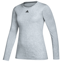 adidas Team Creator Long Sleeve T-Shirt - Women's - Grey