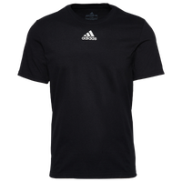 adidas Team Amplifier Short Sleeve T-Shirt - Men's - Black