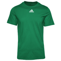 adidas Team Amplifier Short Sleeve T-Shirt - Men's - Green