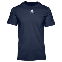 adidas Team Amplifier Short Sleeve T-Shirt - Men's - Navy