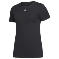 adidas Team Amplifier Short Sleeve T-Shirt - Women's - Black
