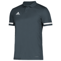 adidas Team 19 Polo - Men's - Grey