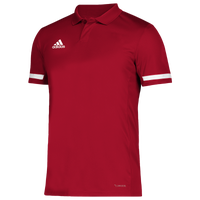 adidas Team 19 Polo - Men's - Red