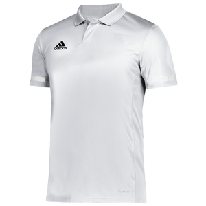 adidas Team 19 Polo - Men's - White/Black