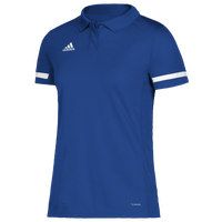 adidas Team 19 Polo - Women's - Blue