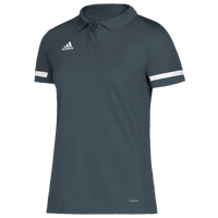 adidas Team 19 Polo - Women's - Grey