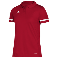 adidas Team 19 Polo - Women's - Red