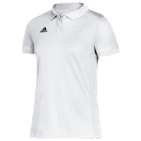 adidas Team 19 Polo - Women's - White