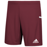 adidas Team 19 Knit Shorts - Men's - Maroon