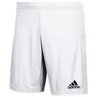 adidas Team 19 Knit Shorts - Men's - White