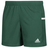 adidas Team 19 Knit Shorts - Women's - Dark Green