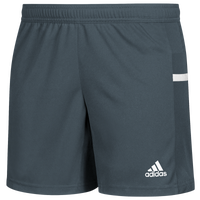 adidas Team 19 Knit Shorts - Women's - Grey
