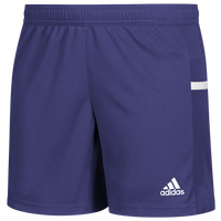 adidas Team 19 Knit Shorts - Women's - Purple