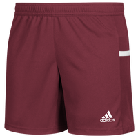 adidas Team 19 Knit Shorts - Women's - Maroon