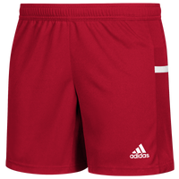 adidas Team 19 Knit Shorts - Women's - Red