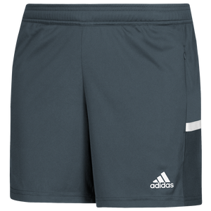 adidas Team 19 3 Pocket Shorts - Women's - Grey/White
