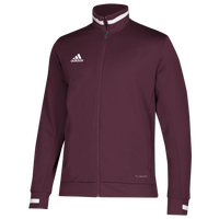 adidas Team 19 Track Jacket - Men's - Maroon