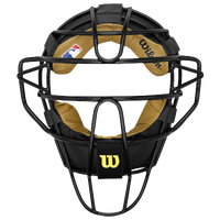 Wilson Dyna-Lite Steel Pro Mask - Black / Gold