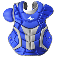 All Star System 7 Ultra Cool Chest Protector - Men's - Blue / Grey