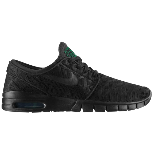 womens nike sb stefan janoski max all black