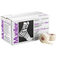 Mueller Tear Light Tape - All White / White