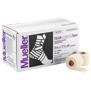 Mueller Tear Light Tape - White