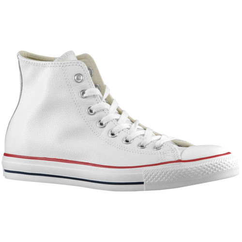 converse all star leather. converse all star leather hi - men\u0027s basketball shoes optical white