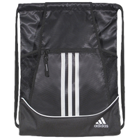 adidas Alliance II Sackpack - Black / White