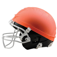 Athletic Specialties Football Helmet Scrimage Cap - Men's - Orange / Orange