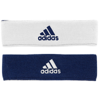 adidas Interval Reversible Headband - Men's - Navy / White