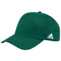 adidas Team Structured Flex Cap - Men's - Dark Green