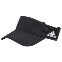 adidas Team Adjustable Visor - Men's - Black