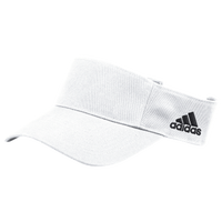 adidas Team Adjustable Visor - Men's - White