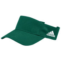 adidas Team Adjustable Visor - Men's - Dark Green