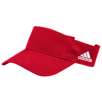 adidas Team Adjustable Visor - Men's - Red