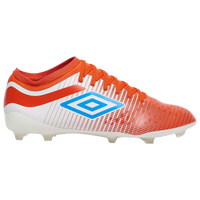 Umbro Velocita 4 Premier FG - Men's - Orange