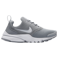 53fee137bcfa8 Nike Presto Fly - Boys  Grade School - Grey   White