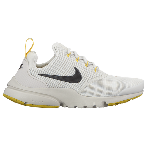 c00af1150603 Nike Presto Fly - Boys  Grade School - Casual - Shoes - Light Bone Velvet  Brown Vivid Sulphur
