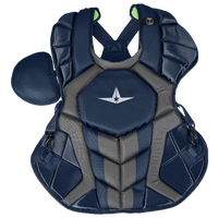 All Star System 7 Axis Chest Protector - Adult - Navy