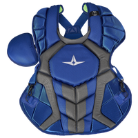 All Star System 7 Axis Chest Protector - Adult - Blue