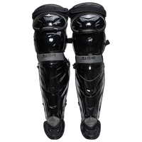 All Star System 7 Axis Pro Leg Guard - Adult - Black