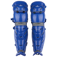 All Star System 7 Axis Leg Guard - Adult - Blue