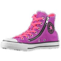 e222feedb2d9c6 Converse All Star Double Zip Hi - Men s - Casual - Shoes - Purple ...