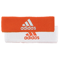 adidas Interval Reversible Headband - Men's - Orange / White