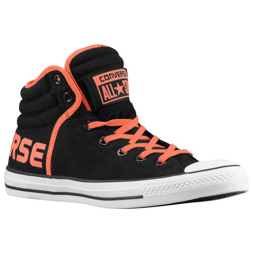 445887ae568e Converse All Star Swag Hi - Men s - Basketball - Shoes - Black Fiery Coral